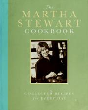 Cover of: The Martha Stewart cookbook by Martha Stewart