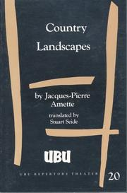 Country landscapes PDF
