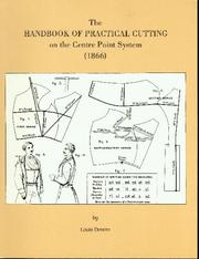 The handbook of practical cutting on the centre point system by Louis Devere