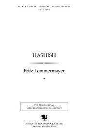 ashish : an oryenalishe legende by Fritz Lemmermayer