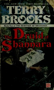 Cover of: The druid of Shannara by Terry Brooks