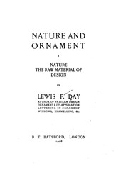 Nature and ornament by Lewis Foreman Day