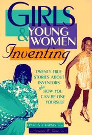 Girls & young women inventing PDF
