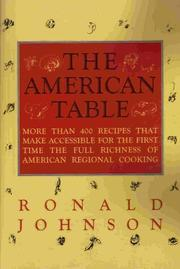 The American Table PDF