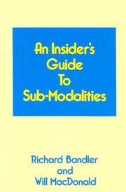 An insider's guide to sub-modalities PDF