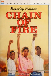 Cover of: Chain of fire by Beverley Naidoo