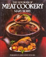 The New Book of Meat Cookery by Mary Berry
