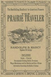The prairie traveler PDF