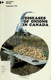 Diseases of onions in Canada PDF
