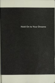 Hold on to your dreams PDF