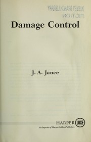 Damage control by Judith A. Jance