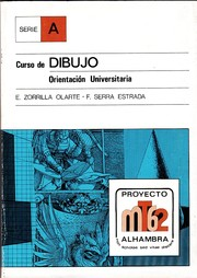 Cover of: Curso de Dibujo - Orientacin Universitaria by 