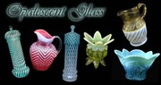 Cover of: Victorian Opalescent Glass Price Guide by Bill Banks