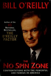 Cover of: The no spin zone by Bill O'Reilly