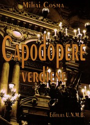 Cover of: Capodopere verdiene by