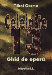 Cover of: Celelalte 13 by Mihai Cosma