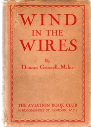 Cover of: Wind in the Wires by
