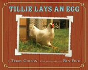 Cover of: Tillie lays an egg by Terry Blonder Golson