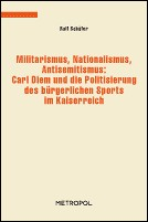 Cover of: Militarismus, Nationalismus, Antisemitismus by [by] Ralf Schäfer