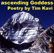 Ascending Goddess by Tim Kavi