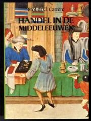 Handel in de Middeleeuwen by Claude Carrère