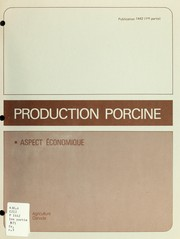 Production porcine PDF