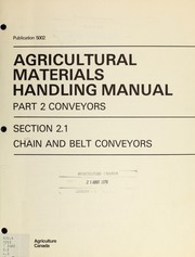 Agricultural materials handling manual PDF