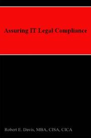 Assuring IT Legal Compliance PDF