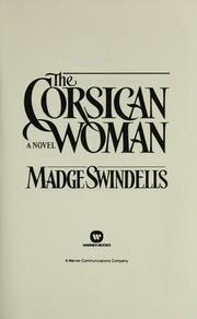 The Corsican Woman PDF