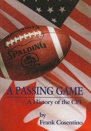 A Passing Game PDF
