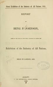 Report of Benj PDF