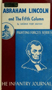 Abraham Lincoln and the fifth column PDF