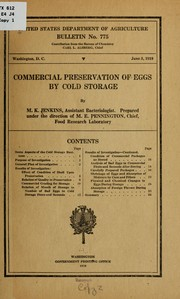 Commercial preservation of eggs by cold storage PDF