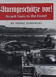 Sturmgeschuetze vor! Assault Guns to the Front PDF