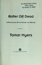 Batter off dead PDF