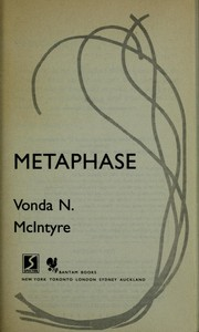 Cover of: Metaphase by Vonda N. McIntyre