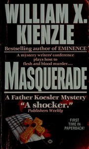 Cover of: Masquerade by William X. Kienzle