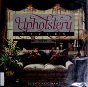 Upholstery styles PDF