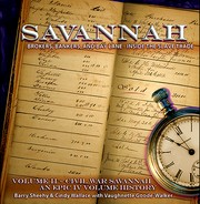 Savannah by Barry Sheehy, Cindy Wallace, Vaughnette Goode-Walker