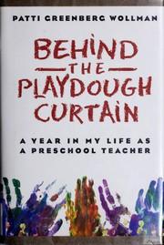 Behind the playdough curtain PDF