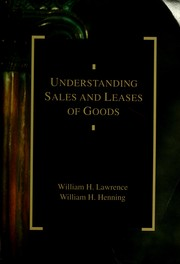 Understanding sales and leases of goods PDF