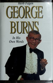 George Burns by Burns, George