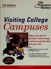 The Princeton Review visiting college campuses PDF