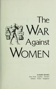 The war against women PDF