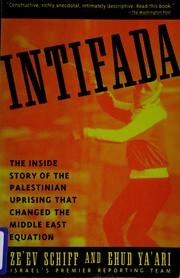Intifadah by Zeev Schiff