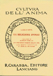Cover of: La Religione d'Oggi by