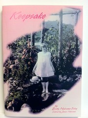 Cover of: Keepsake by Betty Halsema Foley