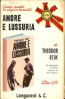 Cover of: Amore e lussuria by