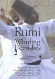 Rumi and the whirling dervishes by Shems Friedlander