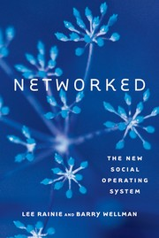 Cover of: Networked by Harrison Rainie